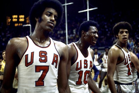 1972 U.S. Olympic men's basketball team