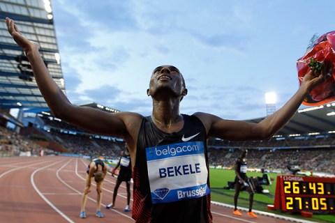 Bekele, Kenenisa