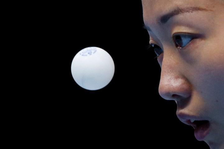 Extreme Olympic Closeups