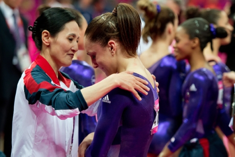 2012 Summer Olympics Womens Gymnastics