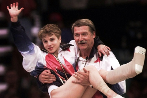 Good Sports, Bad Sports - Kerri Strug