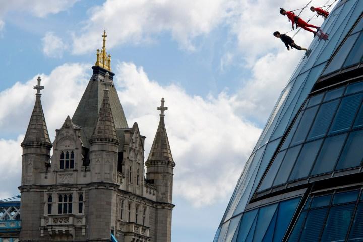 London 2012 Festival's Surprises