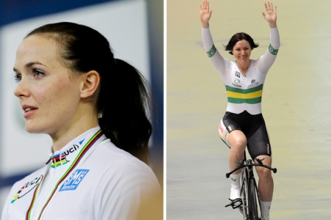 cycling britain vs. Australia