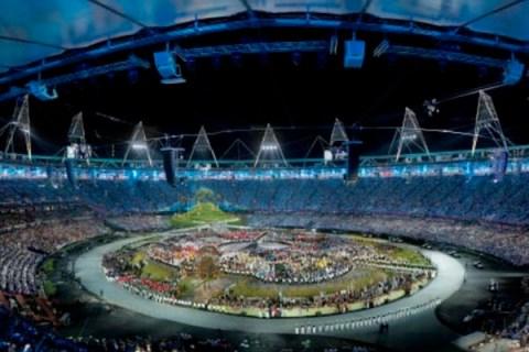 Opening Ceremony, London 2012