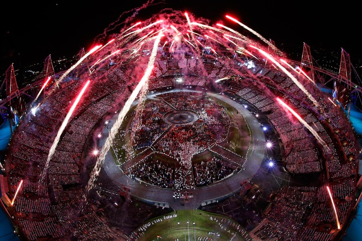 London Olympics opening ceremony_31