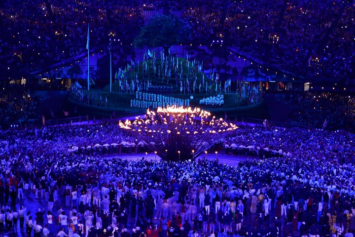 London Olympics opening ceremony_34