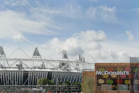 Olympics-McDonald's