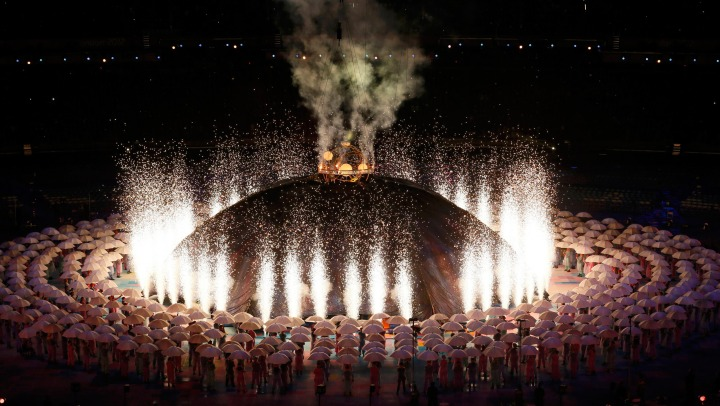 London 2012 Paralympics Opening Ceremony