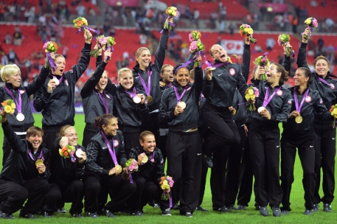 2012 Summer Olympics Soccer Women's Final