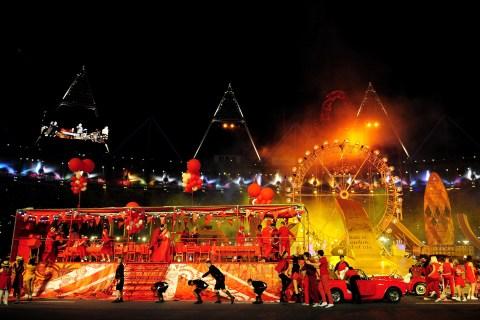 2012 Olympic Closing Ceremony