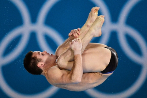 US diver David Boudia   competes in the