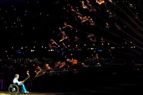 London Paralympics Opening Ceremony