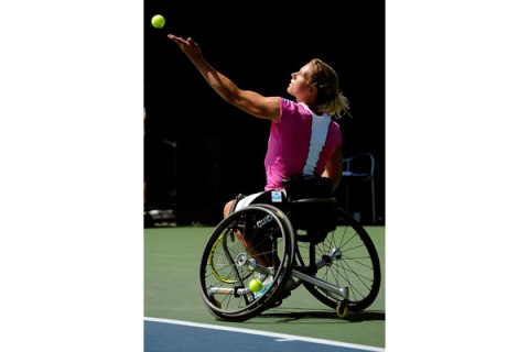 Paralympic Athlete Esther Vergeer