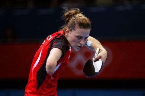 Paralympic Athlete Natalia Partyka