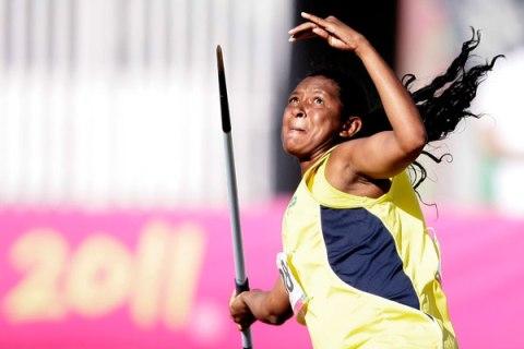 Paralympic Athlete Shirlene Coelho