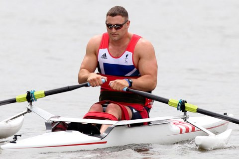Paralympic Athlete Tom Aggar